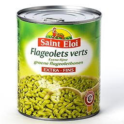 Flageolets verts extra fins