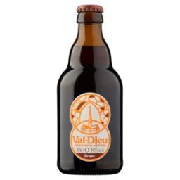 Bière d'abbaye brune