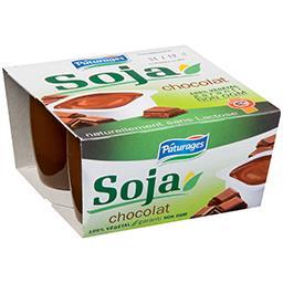 Soja - Dessert végétal chocolat