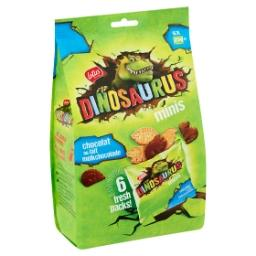Dinosaurus Minis Chocolat au Lait 6 x 25 g