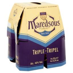 Bière Belge d'Abbaye Triple