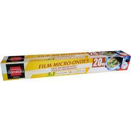 Film micro-ondes 3 en 1