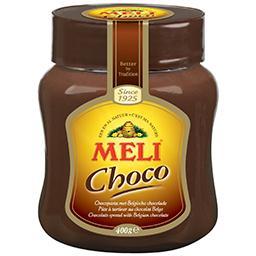 Choco - pâte à tartiner au chocolat belge