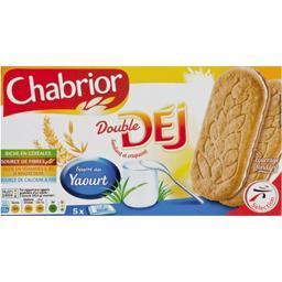 Biscuits double dej fourrés au yaourt