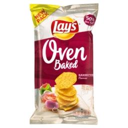 Chips oven barbecue