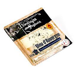 Bleu d'auvergne - fromage au lait pasteurisé 28%