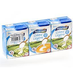 Crème légère fluide - crème légère stérilisée uht à ...