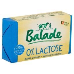 le Beurre Quotidien sans Lactose