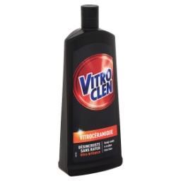 Nettoyant pour plaques vitrocéramiques et à inductio...