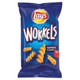 Wokkels Snack de Pommes de Terre Paprika