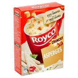 Minute soup Crunchy asperges - soupe déshydratée - 3...