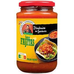 Sauce fajitas - saveur du mexique