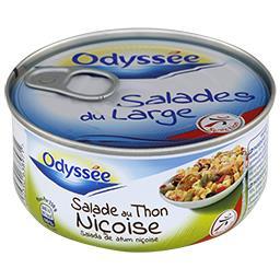 Salade au thon niçoise