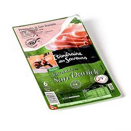 Jambon de san daniele, 14 mois d'affinage