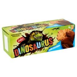 Dinosaurus - biscuits au chocolat au lait - 4x3 pièc...