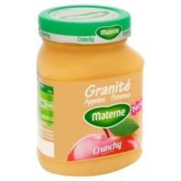 Granité Pommes Crunchy