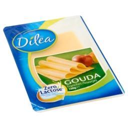 Fromage gouda jeune en tranches - zero lactose