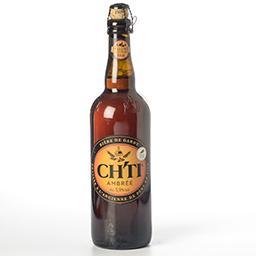 Brasserie castelain - bière de garde ambrée