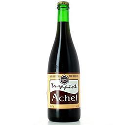 Bière trappiste brune