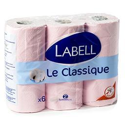 Papier toilette - le classique - 2 épaisseurs