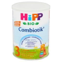 Bio Combiotik 3 Lait de Croissance dès le 12e Mois