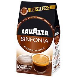 Sinfonia - espresso intenso - café pads