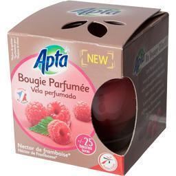 Aroma bougie parfumée fruits rouges