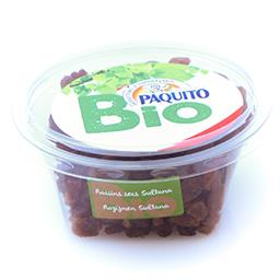 Bio raisins sultana séchés