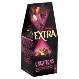 Extra Creations Chocolat 70% Cacao & Amandes Caramél...