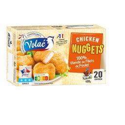 Nugget's de poulet