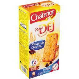 Biscuits aux céréales et aux pépites de chocolat, pe...