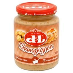 Champignon Sauce Chaude