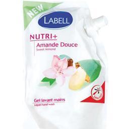 Nutri+, crème lavante mains au lait d'amande