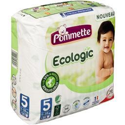 Couches ecologic, 11-25 kg