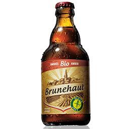 Bière ambrée bio