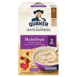 Oats express multifruits - flocons d'avoine