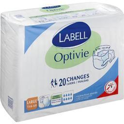 Changes optivie pour adultes, taille large 46/60, 10...