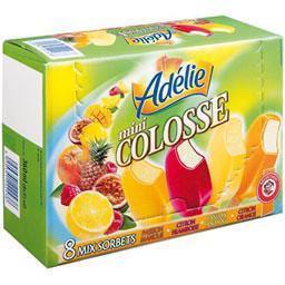 Mix Mini Colosse sorbets