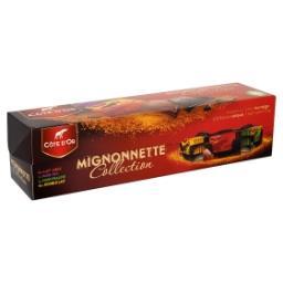 Assortiment de chocolats mignonette collection - 4 v...