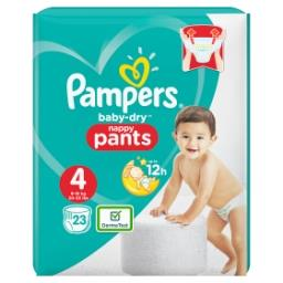 Baby-Dry Pants Taille4, 8-14kg