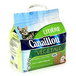 Litières compostable pour chats