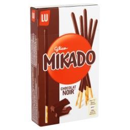 Mikado - nappé de chocolat noir