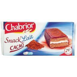 Gâteaux Snack'Lait cacao