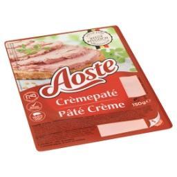 Authentique pâté crème