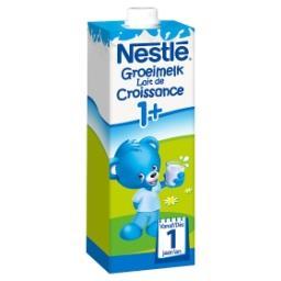 Lait de Croissance 1+ Liquide Bébé 1 An