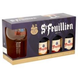 Bière Belge d'Abbaye + 1 Verre
