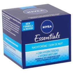 Essentials Soin de Nuit + Hydratant 24h Peaux Normal...