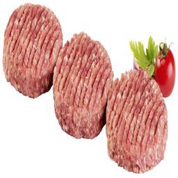 Hamburger porc & bœuf