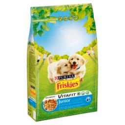 Croquettes junior - aliment pour chiots à partir de ...