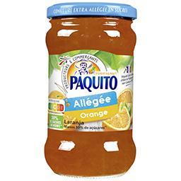Marmelade d'oranges allégée en sucres avec écorces c...